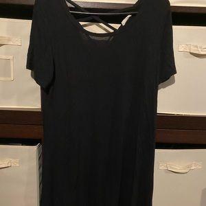 "Olivia Rae Black ""T or Minidress"" in GREAT Shape"